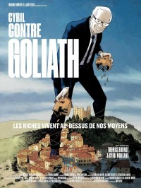 Cyril contre Goliath - Affiche