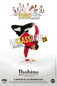Les Échos-Liés : Unclassified 2.0 à Bobino