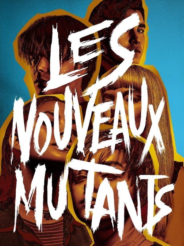 Les Nouveaux Mutants, affiche