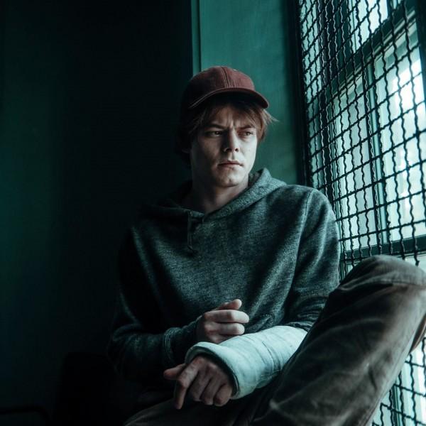 Charlie Heaton (Sam Guthrie / Cannonball)