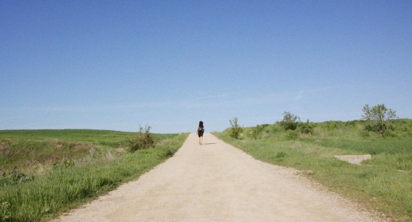 Julie, sur le chemin de Compostelle