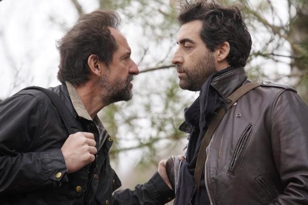 Stéphane De Groodt (Jérôme Pottier), Giovanni Cirfiera (Alberto)
