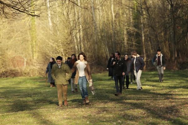 Guy Marchand (Henri Pottier), Elsa Zylberstein (Audrey Pottier), Stéphane De Groodt (Jérôme Pottier)
