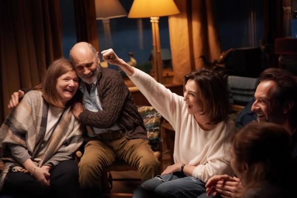 Anne Benoît (Suzanne Pottier), Guy Marchand (Henri Pottier), Elsa Zylberstein (Audrey Pottier), Stéphane De Groodt (Jérôme Pottier)