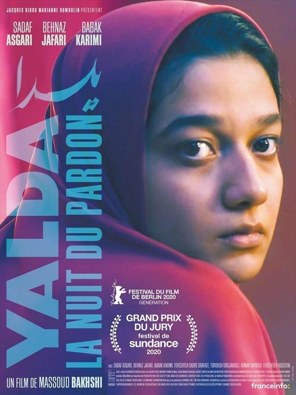 Yalda, la nuit du pardon, affiche
