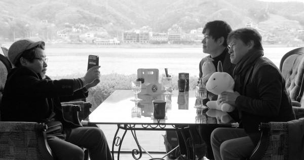 Gi Ju-bong (Young-hwan), Kwon Hae-hyo (Kyung-soo), Yoo Joon-sang (Byung-soo)