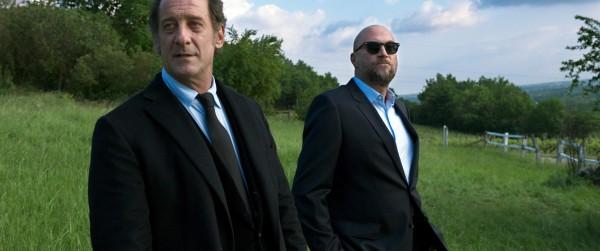 Vincent Lindon (Pierre), François Damiens (Adrien)