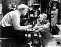 Alphonse Ethier, Barbara Stanwyck