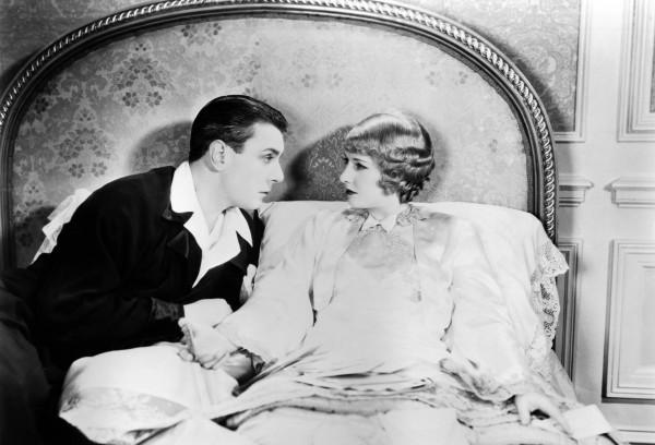 Donald Cook, Barbara Stanwyck