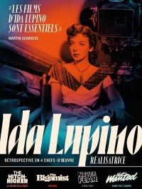 Rétrospective Ida Lupino, affiche