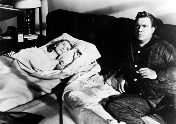 Joan Fontaine, Edmond O''Brien