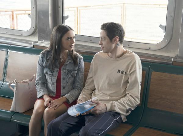 Bel Powley (Kelsey), Pete Davidson (Tyler)