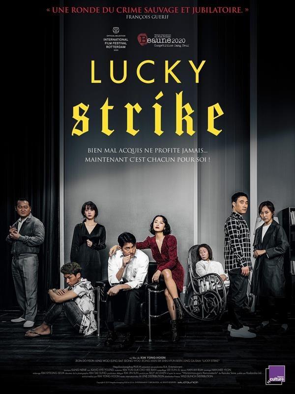 Lucky Strike - Affiche