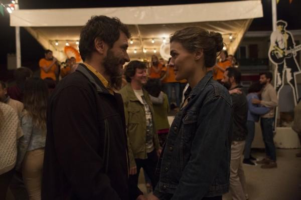 Alex Brendemühl (Joseba), Marta Nieto (Elena)