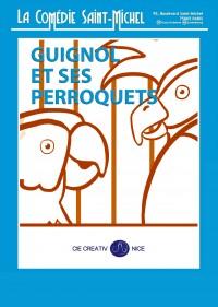 Guignol et ses perroquets à la Comédie Saint-Michel