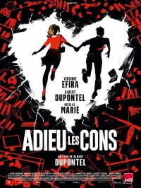 Adieu Les Cons, affiche