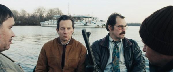 Trystan Pütter (Patrick Stein), Felix Kramer (Markus Bach)