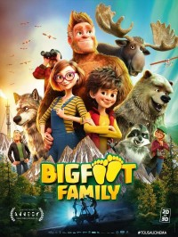 Bigfoot Family, affiche