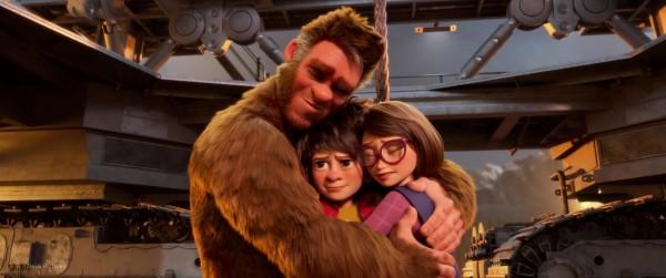 Bigfoot, Adam et Shelly
