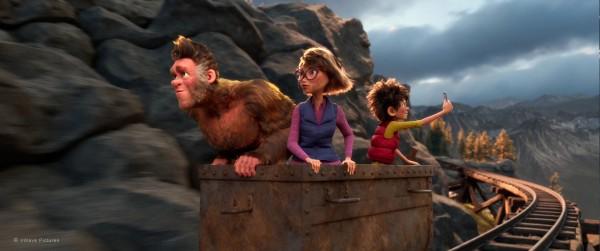 Bigfoot, Shelly et Adam