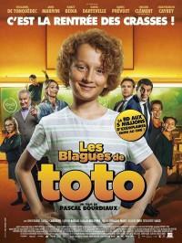 Les blagues de Toto, affiche