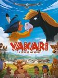 Yakari, affiche
