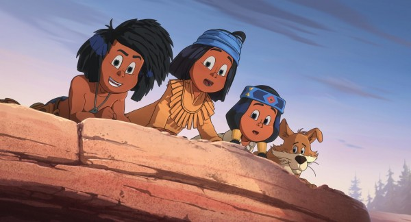 Yakari et ses amis