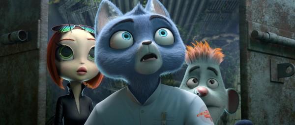 Mia, Vladimir et Hector