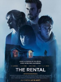 The Rental, affiche
