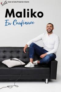 Maliko : En confiance - Affiche