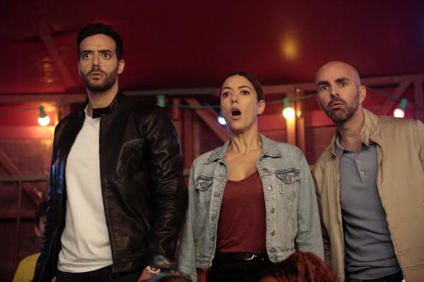 Tarek Boudali (Rayane), Vanessa Guide (Acteur), Julien Arruti (Acteur)