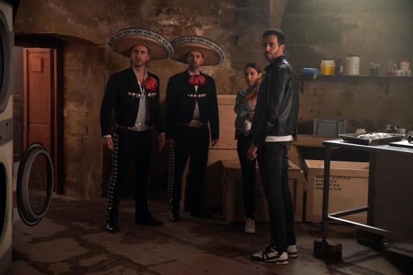 Philippe Lacheau (Acteur), Julien Arruti (Acteur), Vanessa Guide (Acteur), Tarek Boudali (Rayane)