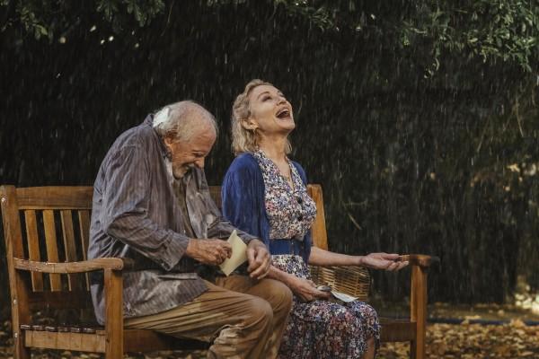 Bruce Dern (Claude), Caroline Sihol (Lilliane)
