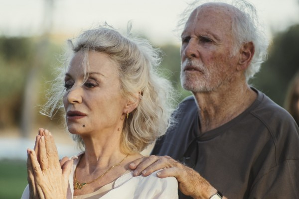 Caroline Sihol (Lilliane), Bruce Dern (Claude)