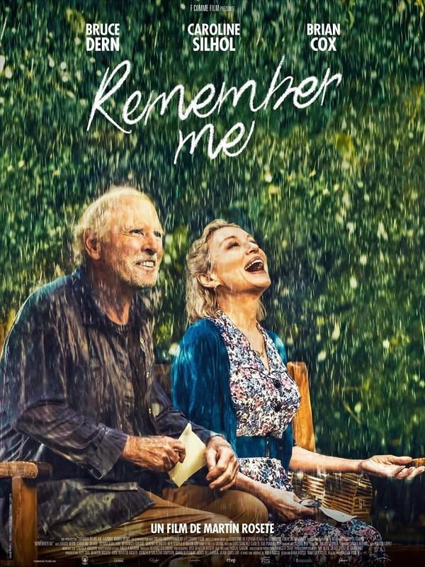 Remember Me, affiche