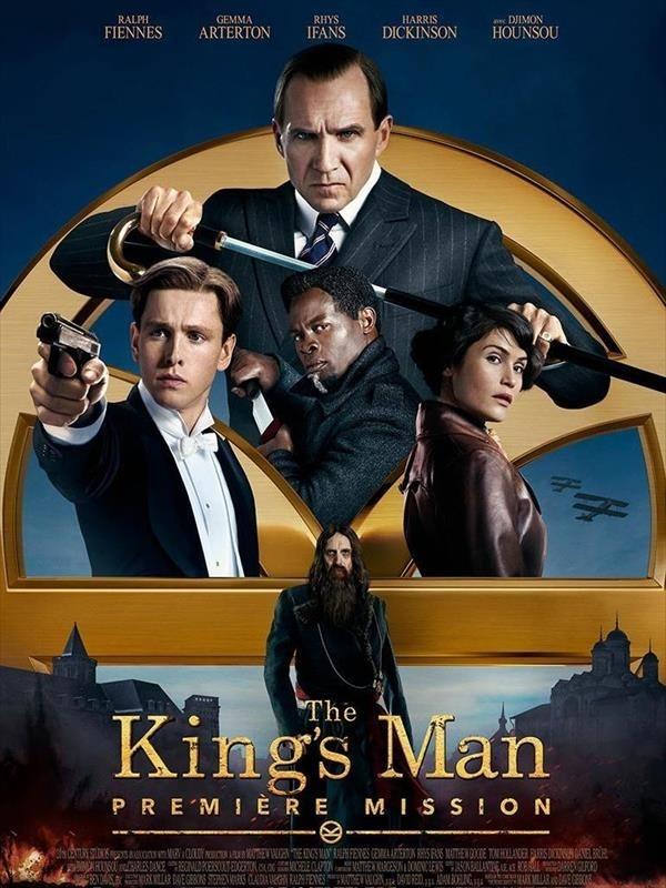 The King's Man : première mission, affiche