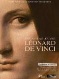 Une Nuit au Louvre : Léonard de Vinci, affiche