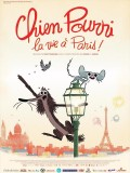 Chien Pourri, la vie à Paris, affiche