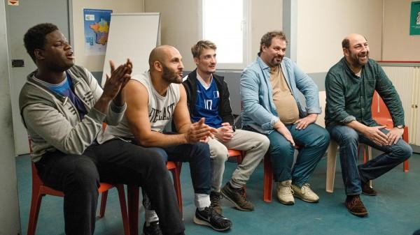 Lamine Cissokho (Acteur), Saïd Benchnafa (Acteur), Pierre Lottin (Acteur), David Ayala (Patrick), Kad Merad (Etienne)