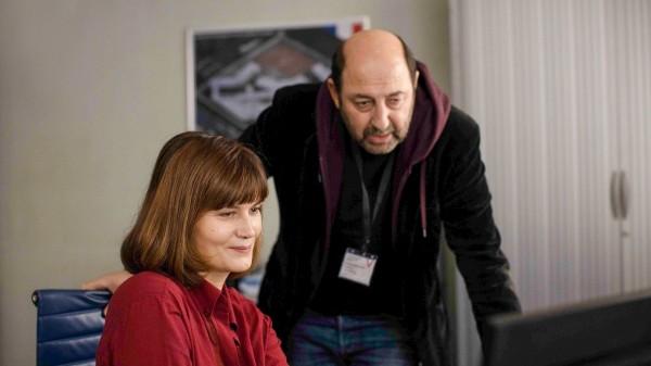 Marina Hands (Ariane), Kad Merad (Etienne)