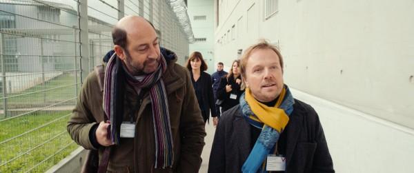 Kad Merad (Etienne), Laurent Stocker (Stéphane)