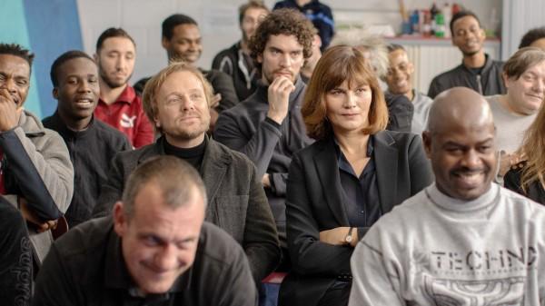 Laurent Stocker (Stéphane), Marina Hands (Ariane)