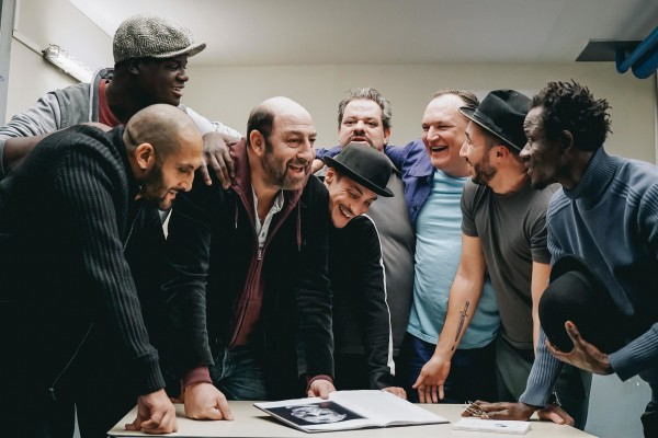 Saïd Benchnafa (Acteur), Lamine Cissokho (Acteur), Kad Merad (Etienne), David Ayala (Patrick), Sofian Khammes (Kamel), Wabinlé Nabié (Moussa)