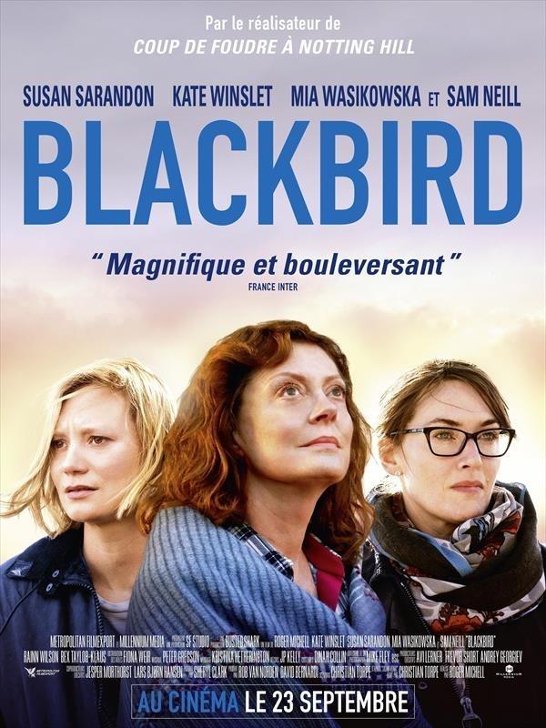 Blackbird, affiche
