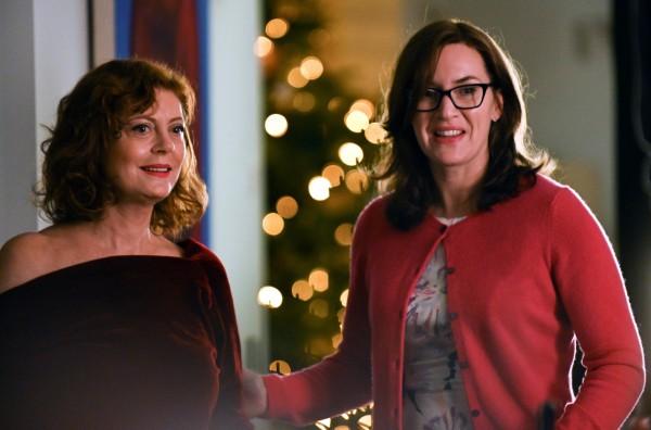 Susan Sarandon (Lily), Kate Winslet (Jennifer)