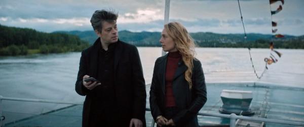 Benjamin Biolay (Henri Monlibert), Laetitia Dosch (Tina)