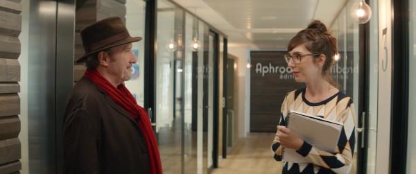 André Marcon (Harold), Nora Hamzawi (Eléonore)