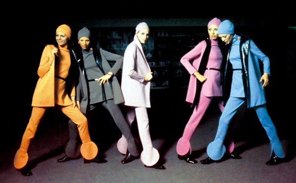 Pierre Cardin, collection 1971