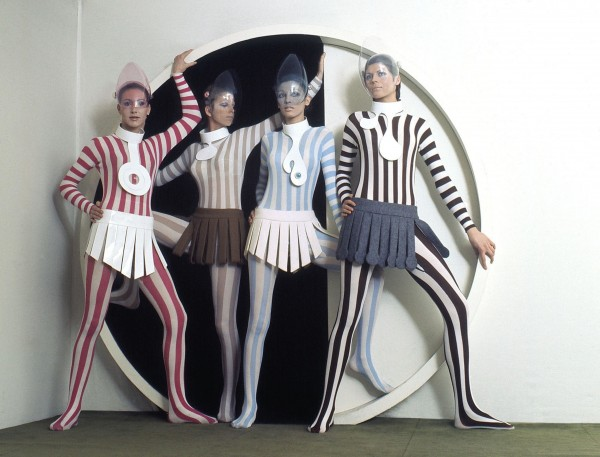 Pierre Cardin, collection 1968