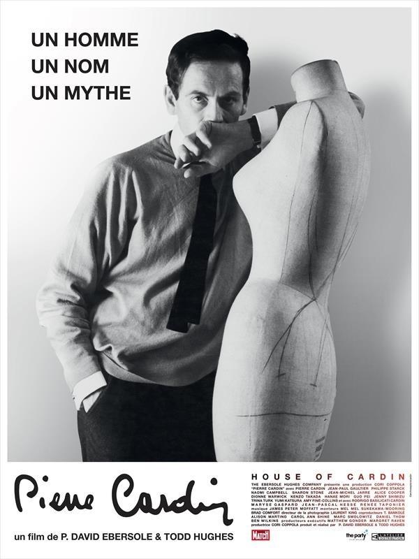 Pierre Cardin, affiche